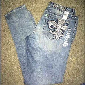 Ladies skinny jean
